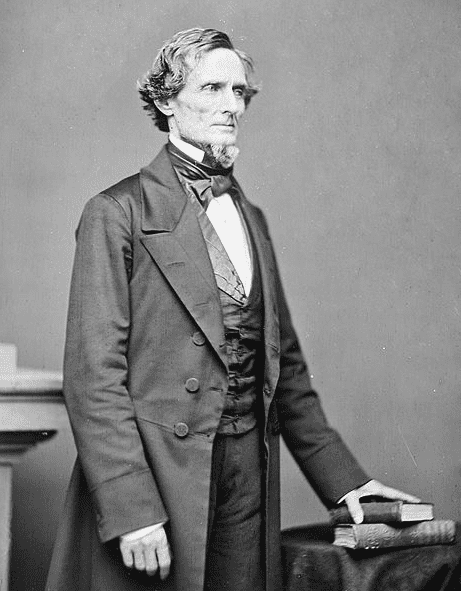Photo: Jefferson Davis