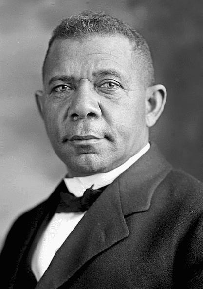 Photo: Booker T. Washington, 1 January 1905