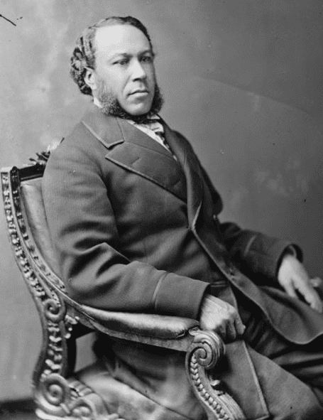 Photo: Joseph Hayne Rainey, c. 1873