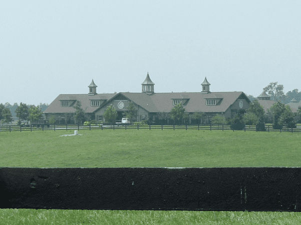 Photo: a Kentucky horse farm. Credit: Censusdata; Wikimedia Commons.