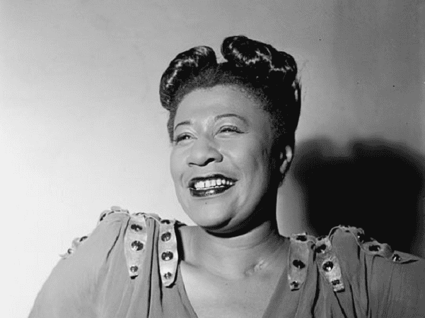 Photo: Ella Fitzgerald, November 1946. Credit: William P. Gottlieb; Library of Congress, Prints and Photographs Division.