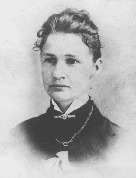 Photo: Susanna M. Salter, 1887