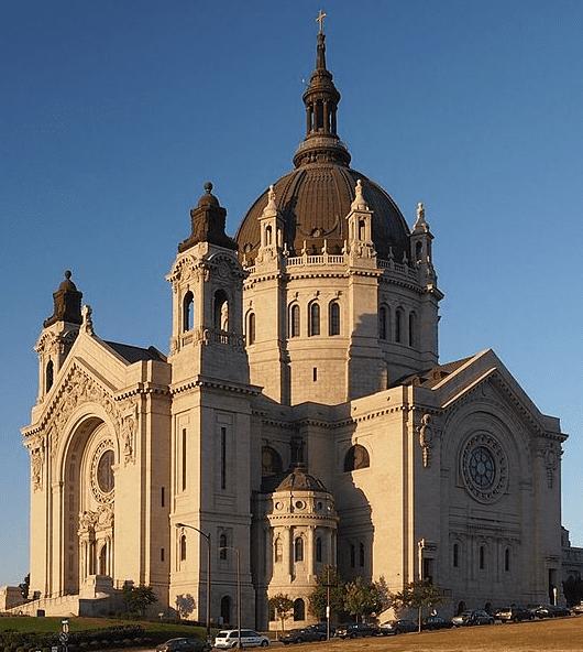 Photo: Saint Paul Cathedral, Saint Paul, Minnesota