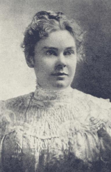 Photo: Lizzie Borden, 1899