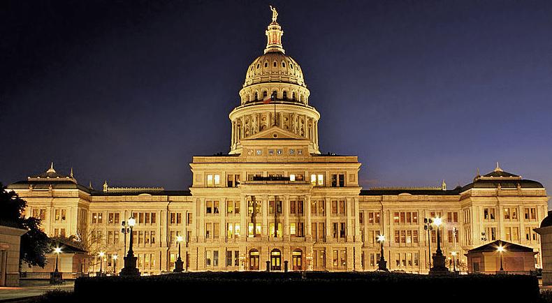 Photo: Texas State Capitol, Austin, Texas