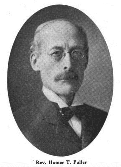 A photo of Homer Taylor Fuller, Granite Monthly: A New Hampshire Magazine, Volume 40 (Concord, New Hampshire), 1908