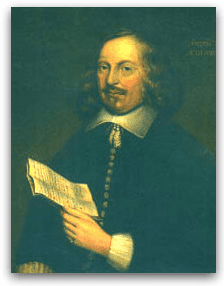Painting: portrait of Plymouth Colony Governor Edward Winslow