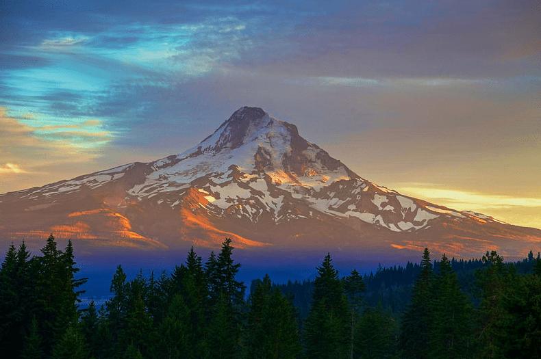 Photo: Mt. Hood, Oregon