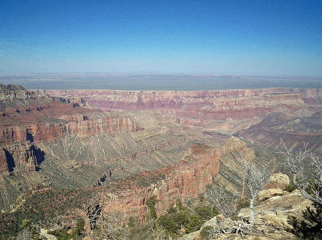 Photo: North Rim of the Grand Canyon, Arizona