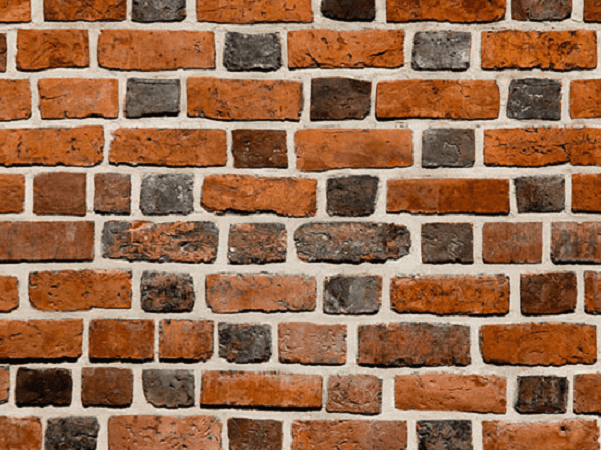 Photo: brick wall