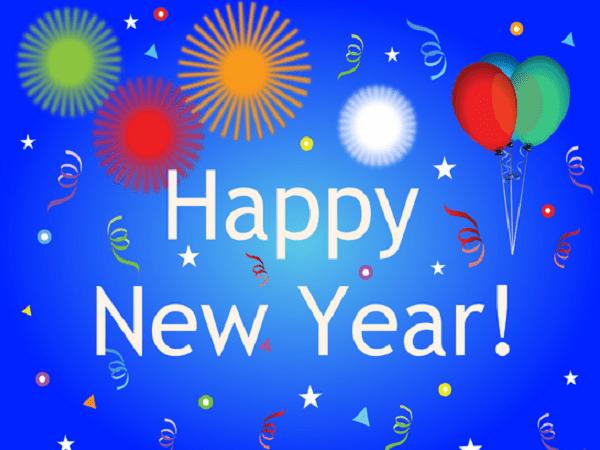 Illustration: Happy New Year!