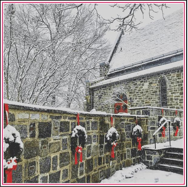 Photo: St. Luke's Episcopal Church, Noroton, Connecticut