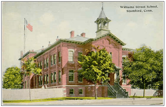 Photo: William Street School, Stamford, Connecticut