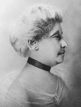 Photo: Elizabeth Piper Ensley, an African American educator, organizer, and suffragist