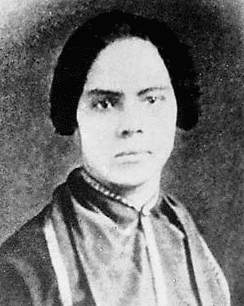 Photo: Mary Ann Shadd Cary, an African American educator, writer, abolitionist, suffragist, and lawyer