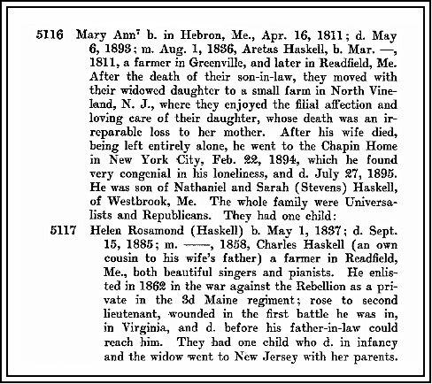 Source: Greenwood, Frederick. Greenwood Genealogies, 1154-1914