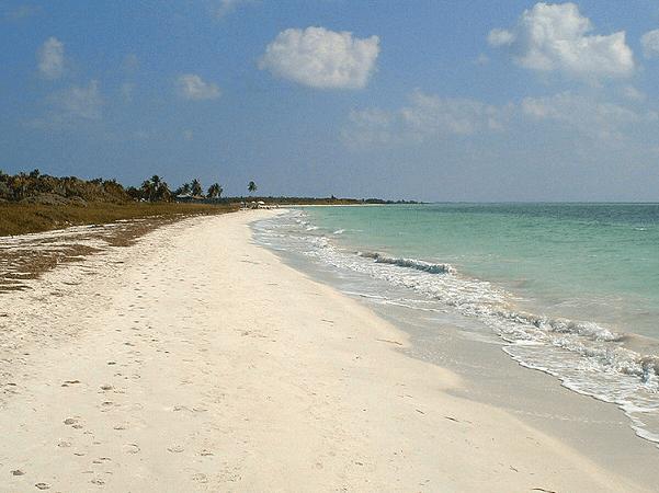 Photo: Bahia Honda in the Florida Keys. Credit: Wikimedia Commons.