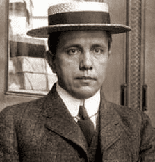 Photo: Harry Kendall Thaw, c. 1905