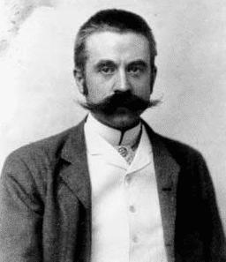 Photo: Stanford White, c. 1892