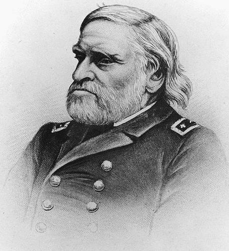 Illustration: Confederate Captain Josiah Tattnall