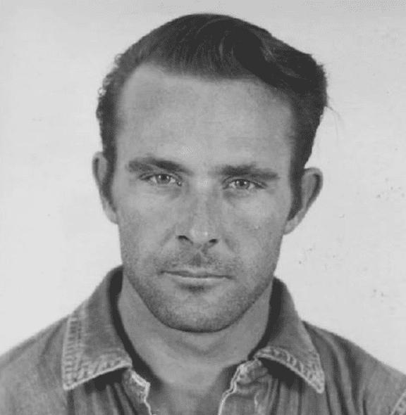 Photo: Clarence Anglin, 1960