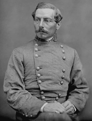Photo: Confederate General P. G. T. Beauregard
