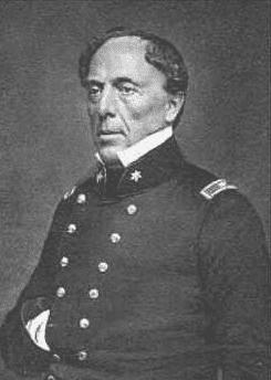 Photo: Confederate General John B. Floyd