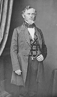 Photo: Confederate General Gideon J. Pillow