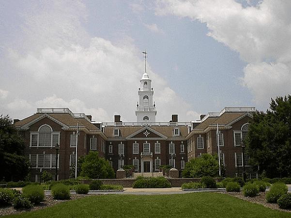 Photo: Delaware State Capitol, Dover, Delaware. Credit: Joshua Daniel Franklin; Wikimedia Commons.
