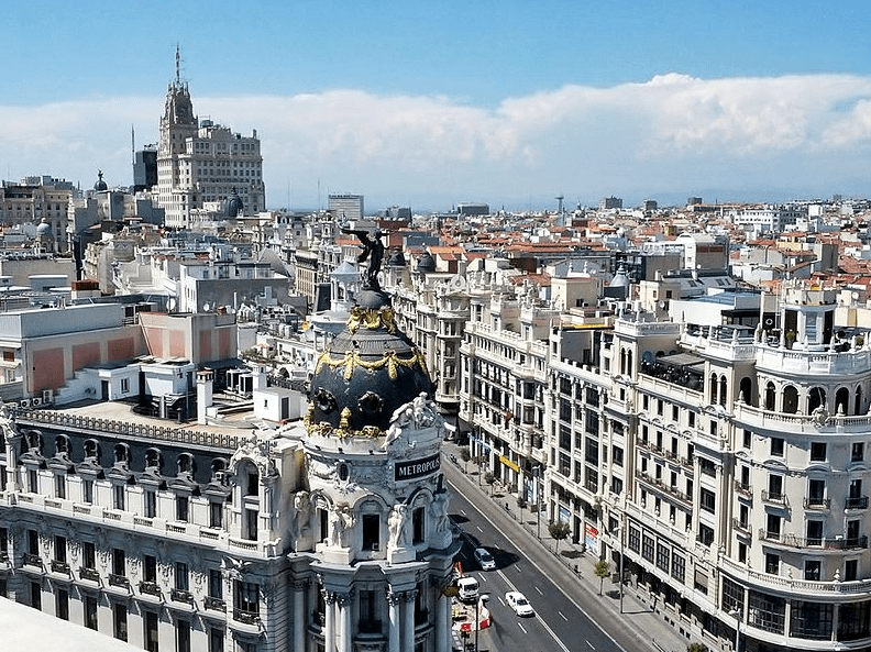 Photo: Madrid, Spain