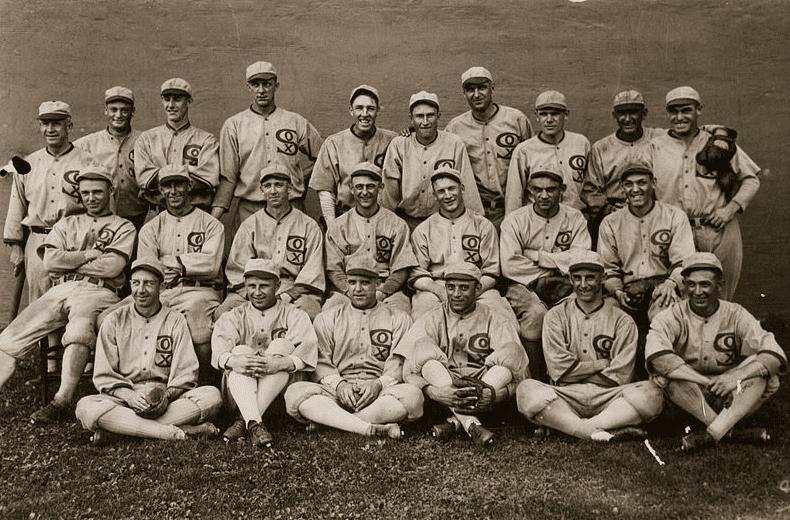 Photo: 1919 Chicago White Sox