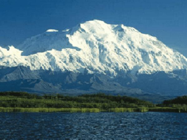 Photo: Mt. Denali, Alaska, the highest point in North America. Credit: U.S. National Park Service; Wikimedia Commons.