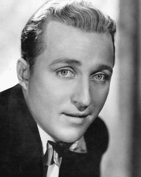 Photo: Bing Crosby, publicity photograph, c. 1930s