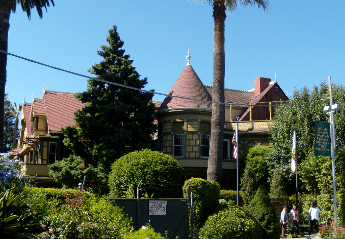 Photo: Winchester Mystery House