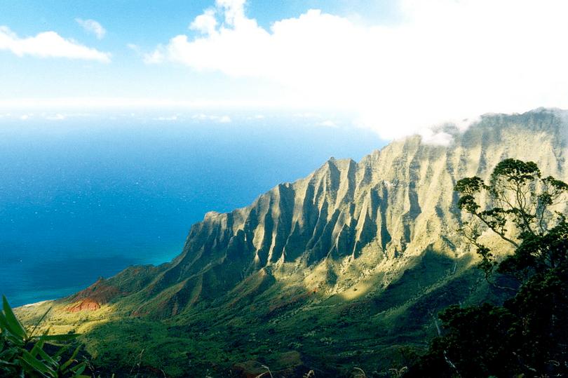 Photo: Na Pali Coast State Park, Kauai, Hawaii
