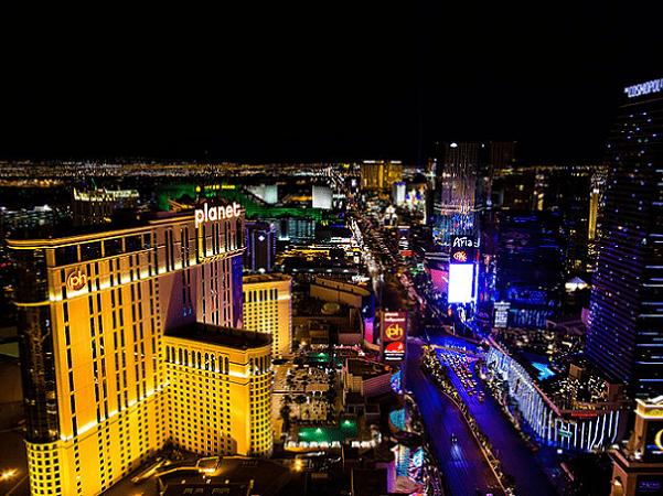 Photo: Las Vegas, Nevada. Credit: Joao Carlos Medau; Wikimedia Commons.