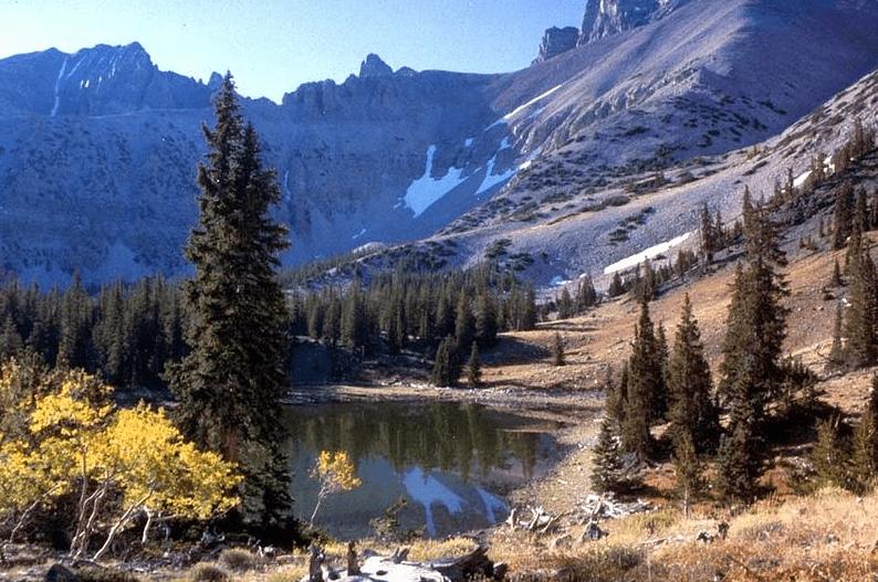 Photo: Stella Lake, Great Basin National Park, Nevada