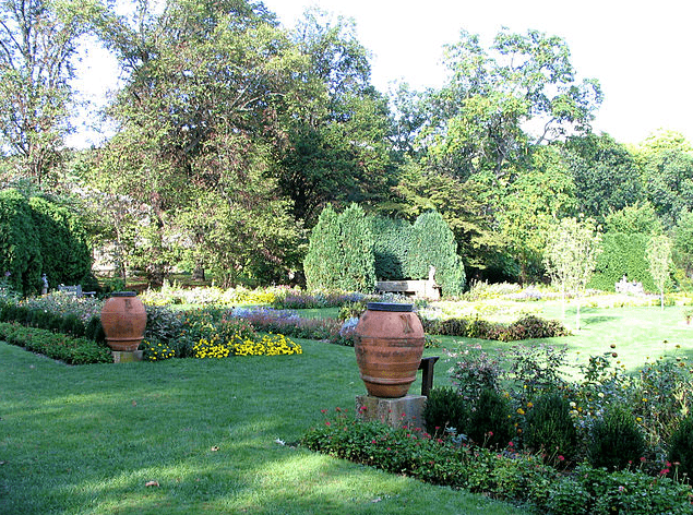 Photo: the New Jersey Botanical Garden at Skylands in Ringwood State Park, Passaic and Bergen counties, New Jersey