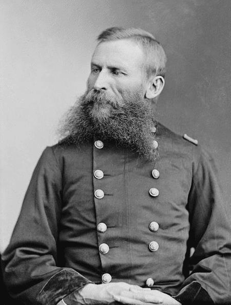 Photo: General George Crook, c. 1875