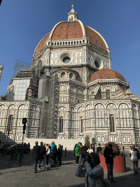 Photo: Cathedral of Saint Mary of the Flower, Florence, Italy