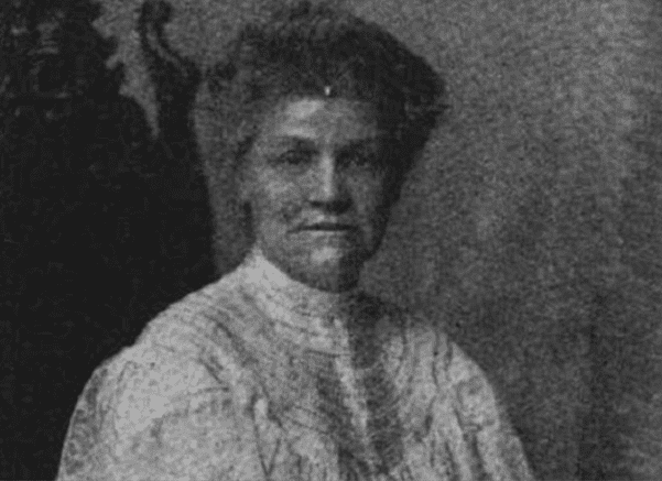 "Photo: Martha Moore Avery, from Boston Partridge's article ""America's Troublemakers"" published in Pearson's Magazine (July 1908), page 22"