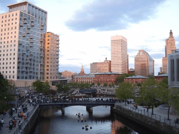 Photo: Providence, Rhode Island