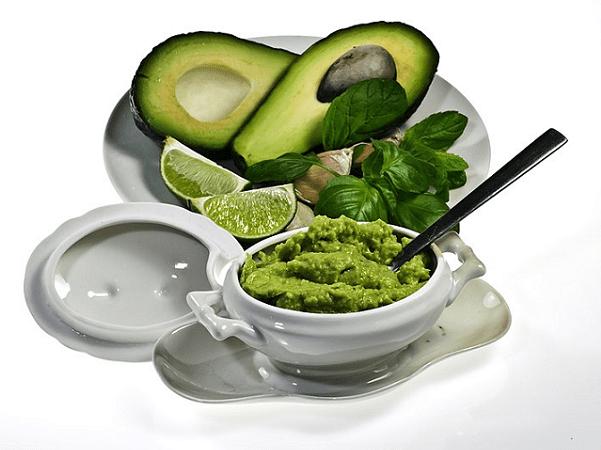 Photo: Guacamole, an avocado-based dip, originated in Mexico. Credit: Nikodem Nijaki; Wikimedia Commons.