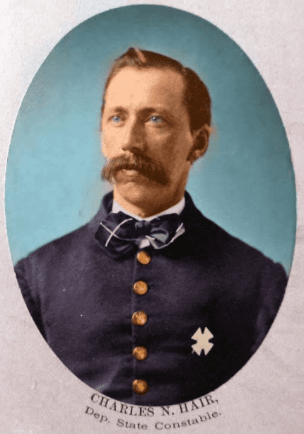 Photo: Charles N. Hair, Deputy State Constable