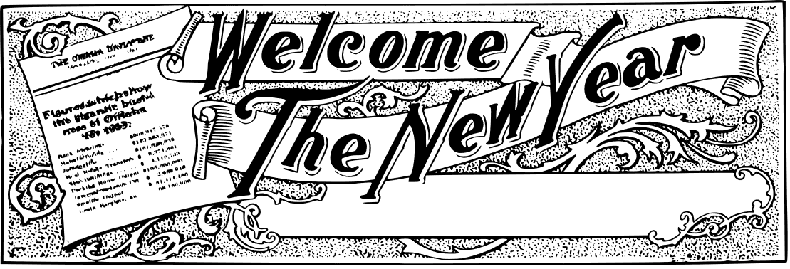 Illustration: Welcome the New Year