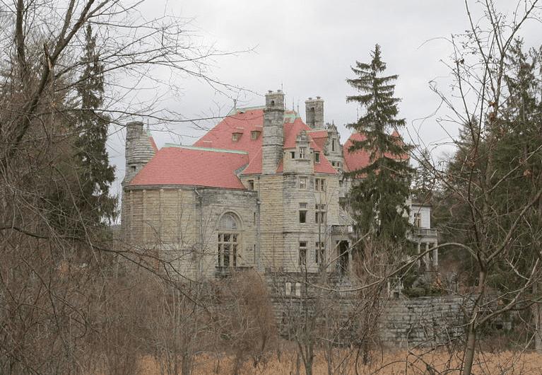 Photo: Searles Castle, Great Barrington Massachusetts