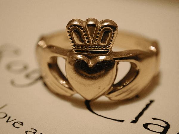 Photo: Claddagh Ring