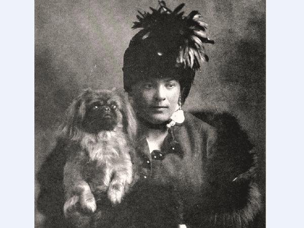 Photo: Lydia Hopkins. Credit: The Spur, Volume 14, 1914.