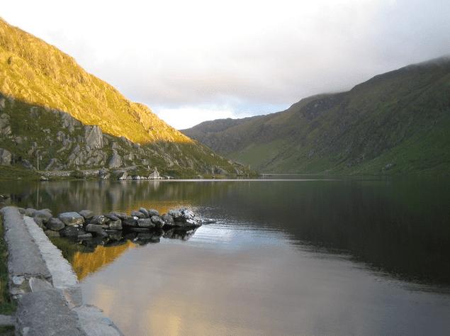 Photo: Glenbeg Lough, County Cork, Ireland