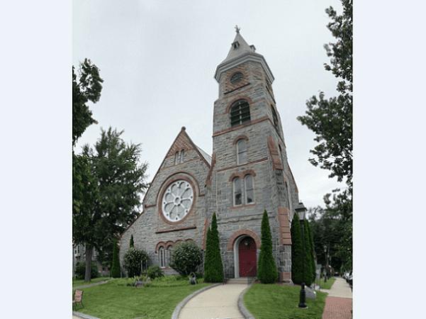 Photo: Society of the Congregational Church of Great Barrington, Massachusetts. Credit: Lionel Martinez; Society of the Congregational Church of Great Barrington.